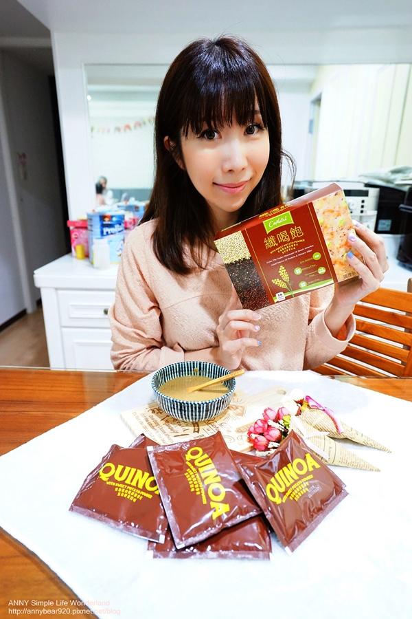 [分享] 纖喝飽 五行舒食藜麥片 ♥ 是我去日本大吃後的好朋友