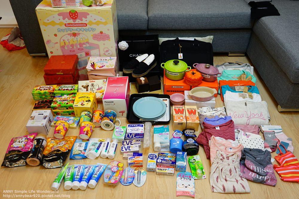 【沖繩親子自由行】推薦必買戰利品清單 ♥ outlet 零食藥妝 限定伴手禮