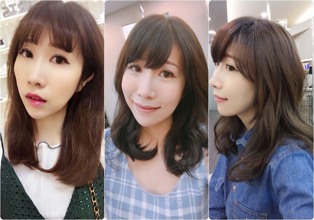 【髮型】現在好愛超好整理的中長髮 ♥ 中山站髮廊 PLUUS超推薦