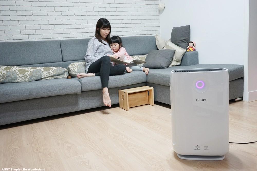 【家電】PHILIPS 12坪智能抗敏空氣清淨機 AC2889 ♥ 推薦好用高CP值