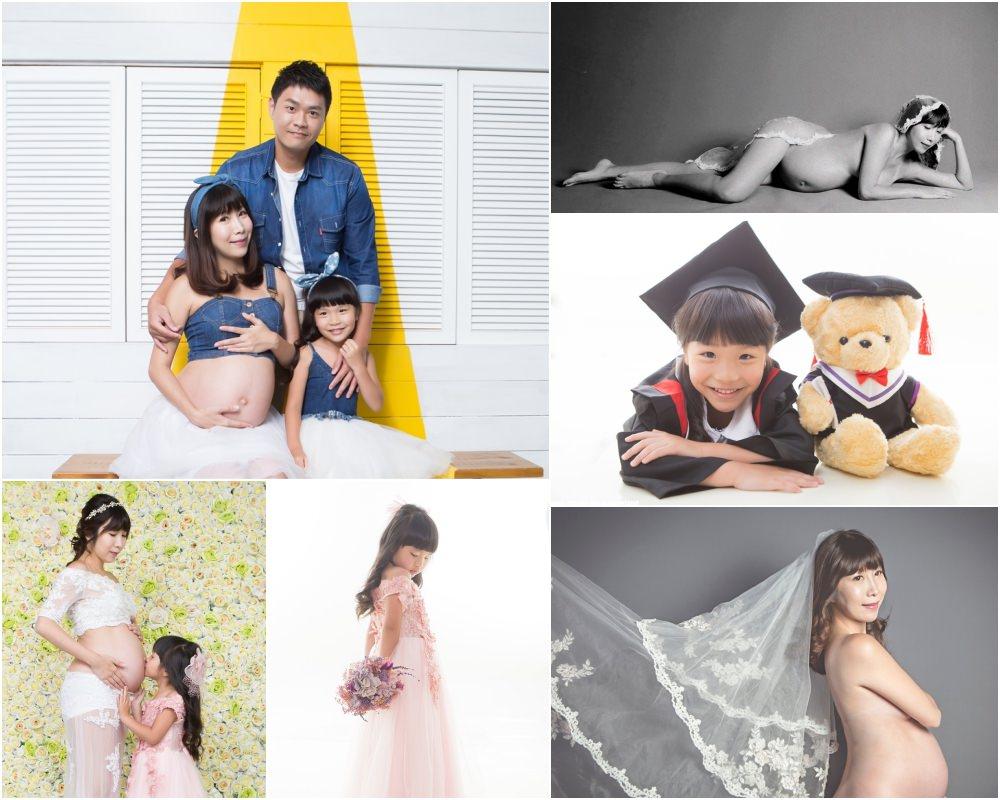 【懷孕】台北孕婦寫真推薦 ♥ 班尼頓廣告風格攝影 寶寶寫真、全家福、親子攝影