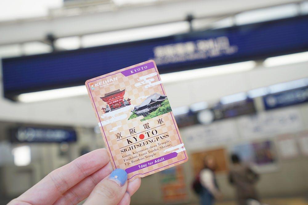 【京阪自由行】京阪電車 京都觀光一日券 ♥ 景點路線+票價+哪裡買?