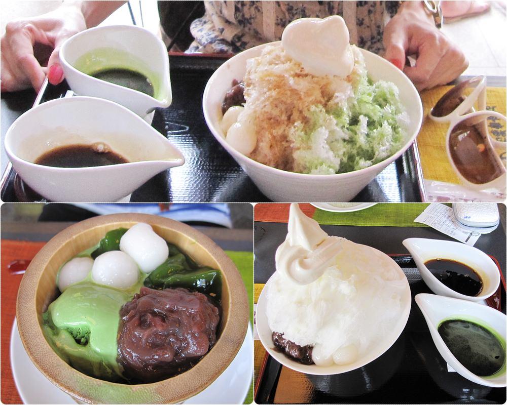 【京阪自由行】京都甜點推薦 ♥ 中村藤吉本店 抹茶控必吃