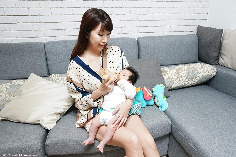 【育兒好物】新生兒奶瓶推薦 ♥ nac nac 吸吮力學寬口PPSU奶瓶