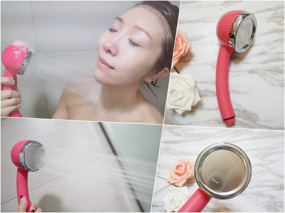 【分享】日本製造蓮蓬頭推薦 ♥ amane天音蓮蓬頭 極細高壓省水 時尚絕美