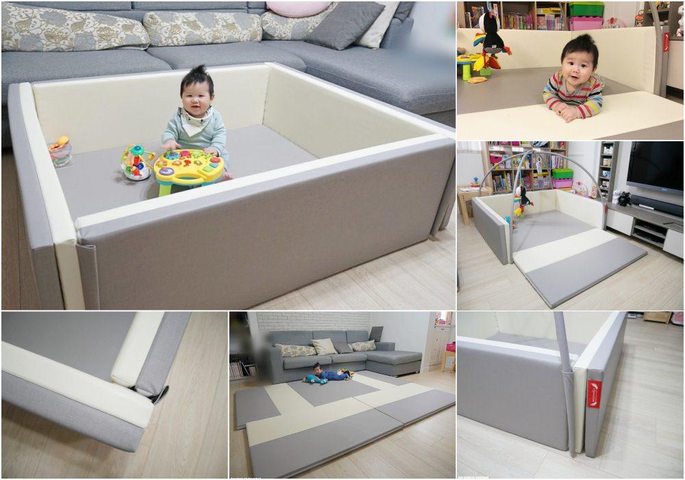 【育兒好物】兒童地墊/嬰兒地墊 ♥ 韓國mejornoje 遊戲城堡圍欄