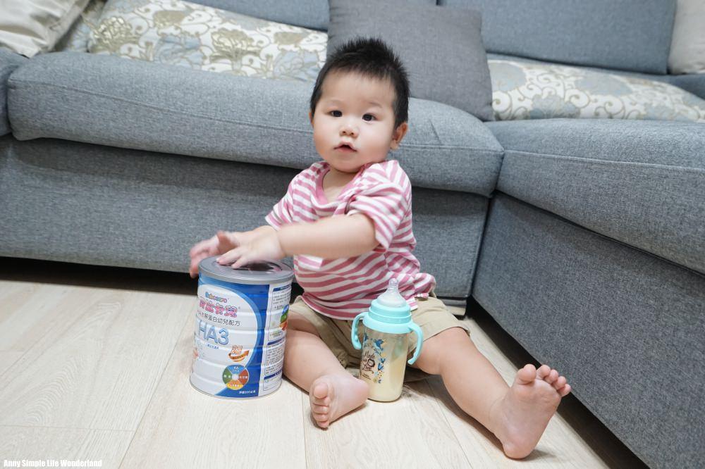 【育兒好物】水解奶粉推薦 貝比卡兒HA3水解蛋白幼兒配方 ♥ 喝水解還能頭好壯壯