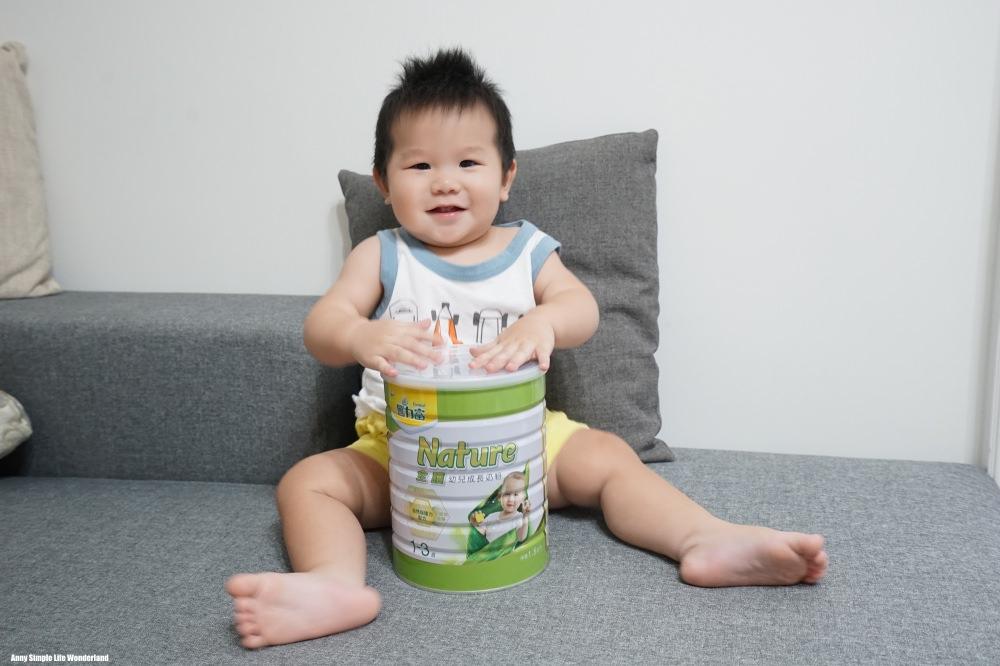 【育兒好物】一歲換奶奶粉怎麼挑?♥一歲換奶推薦 豐力富Nature全護幼兒成長奶粉