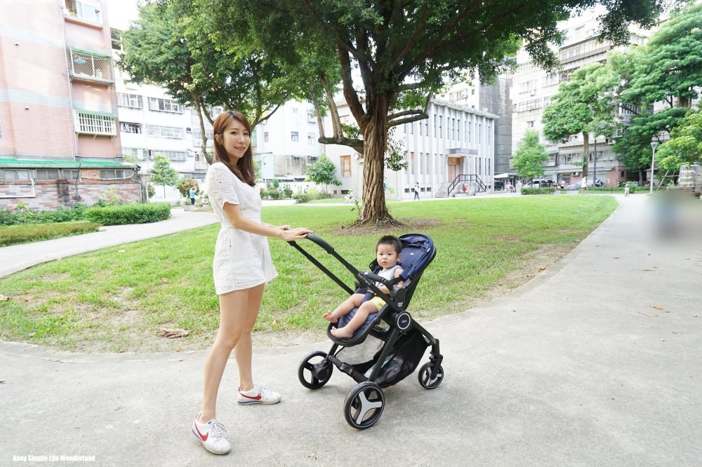 【育兒好物】可平躺雙向嬰兒推車 ♥ Chicco Best Friend義式跑旅雙向手推車