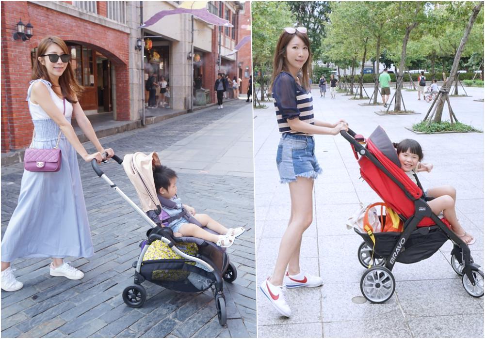 【育兒好物】兒童推車、嬰兒推車 ♥ 七台好用的推車推薦