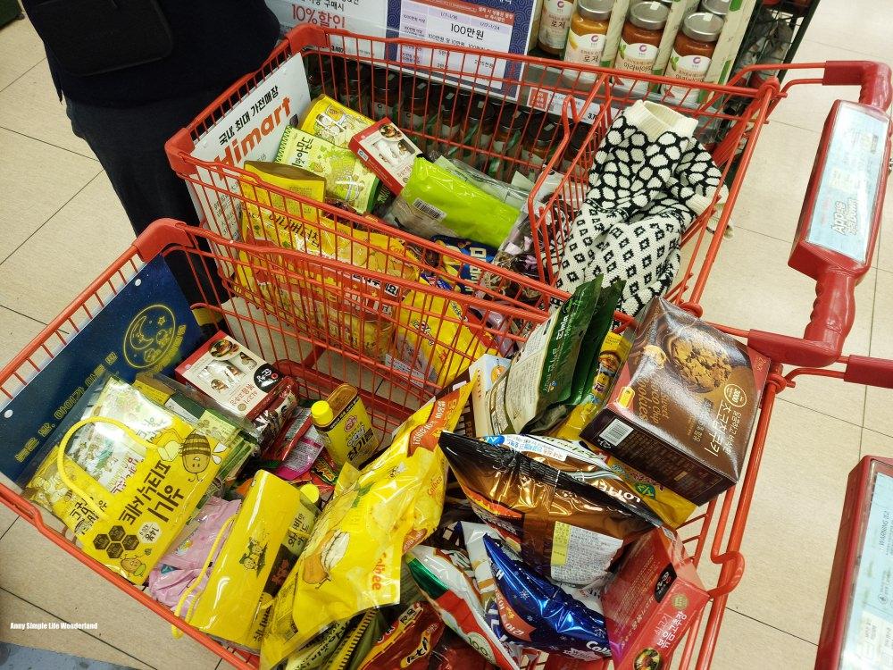 【韓國必買】2020樂天超市必買 最新熱門清單分享♥零食+泡麵+餅乾+伴手禮