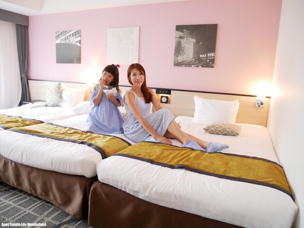 【日本】大阪環球影城住宿推薦 ♥ 環球園前酒店。環球影城門口一分鐘