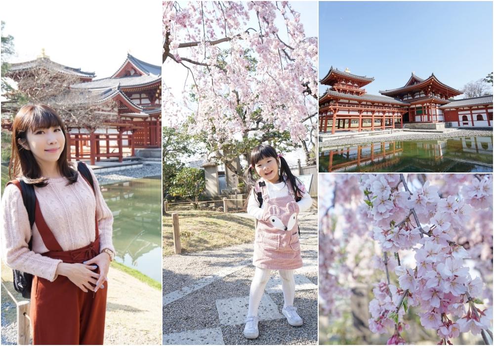 【京阪自由行】宇治景點 平等院 ♥ 宇治必去的千年世界遺產