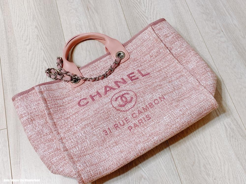 [分享] Chanel近期最紅海灘包