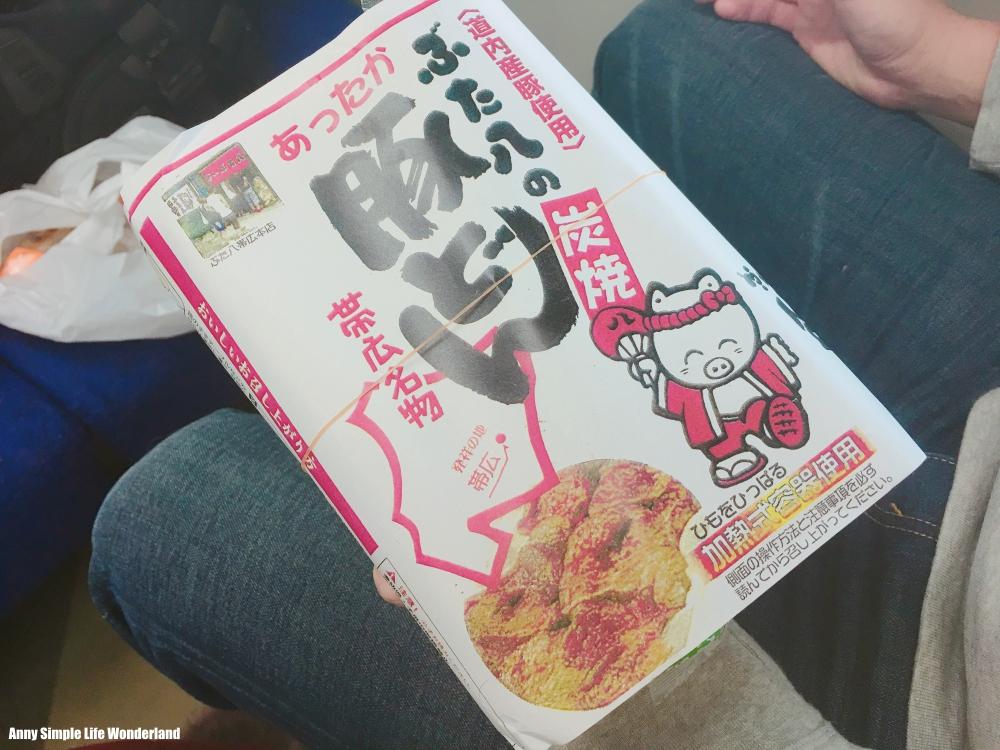 【日本】日本必吃火車必當 ♥ 帶廣必吃火車便當。超神奇加熱便當