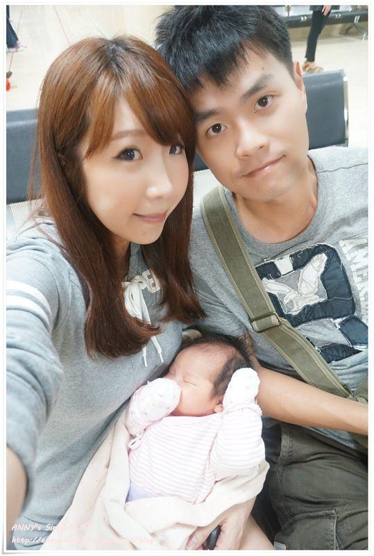 [育兒生活] 媽咪比嬰兒還要緊張 ♥ 1M & 2M 帶小妞打預防針