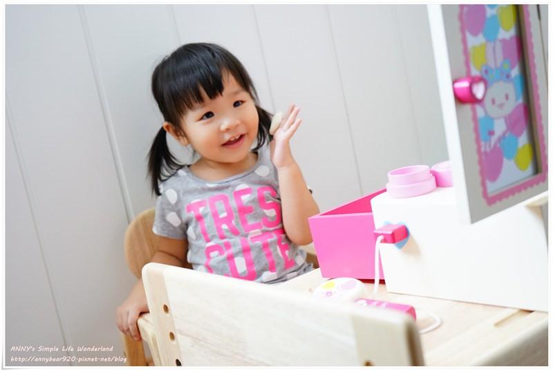 [育兒好物] 不只小女生瘋狂 媽咪我也跟著瘋狂了 ♥ Mother garden 萌兔桃桃 USAMOMO 照護扮家家酒系列