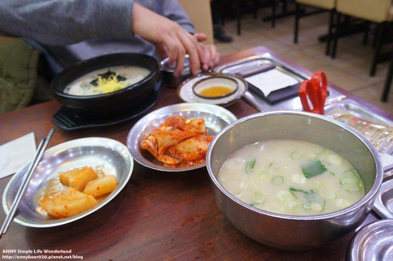 [韓國] 首爾明洞必吃美食 必吃推薦神仙雪濃湯 ♥ 不吃辣推薦(明洞站/乙支路入口站/樂天百貨)