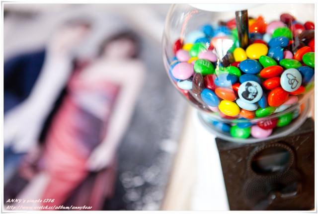 [婚禮小物] 定番大Boom。詢問度100% ♥ M&M客製化喜糖