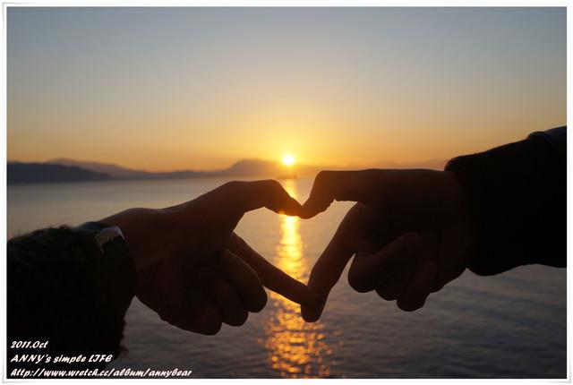 [義大利] Day4 迎接燦爛朝陽 ♥ 阿瑪菲日出。早餐 ☆