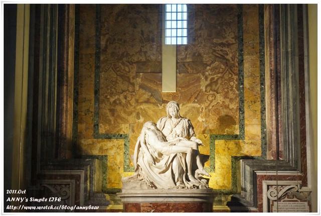 【義大利蜜月】全世界最大的教堂 ♥ 聖彼得大教堂