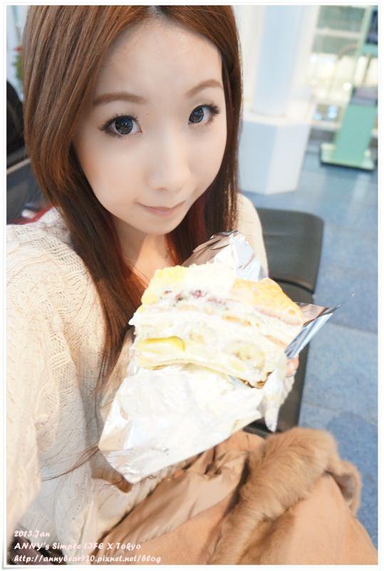 【東京跨年自由行】人氣推薦必吃美食 ♥ 康竜拉麵 下午茶HARBS水果派