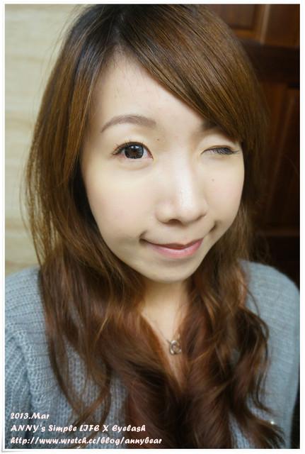 [妝容] 拯救我的雙眼無神 ♥ 眉毛夫人 接睫毛