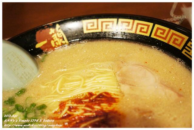 【京阪自由行】道頓崛必吃美食 一蘭拉麵 ♥ 台人票選第一名的拉麵