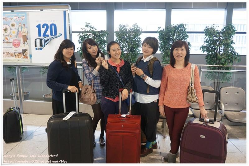 [日本] 如何從名古屋中部國際機場進名古屋市區 ♥ 最快的方法就是搭 名鐵名古屋機場快線囉!
