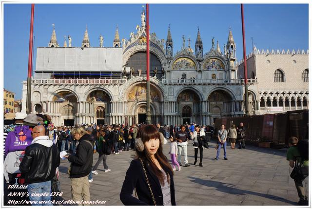 [義大利] Day7 浪漫水都 ♥ 威尼斯。散策 ☆