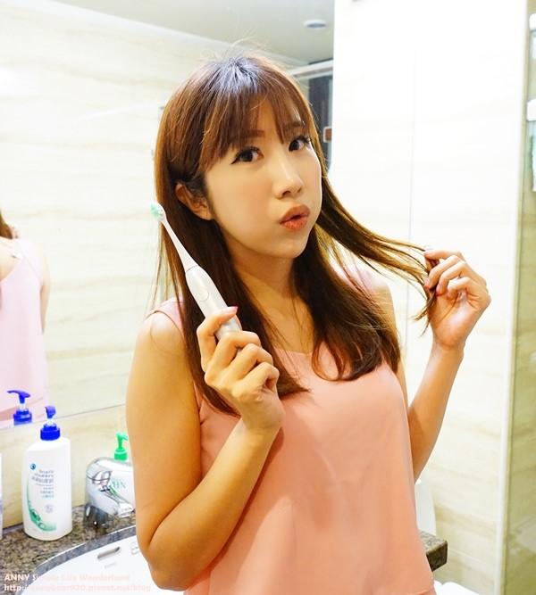 [家電] 維持牙齒潔白不是夢 我的護牙計畫 ♥ YUWA YS91 智慧音波牙刷-珍珠白 把牙刷得更乾淨