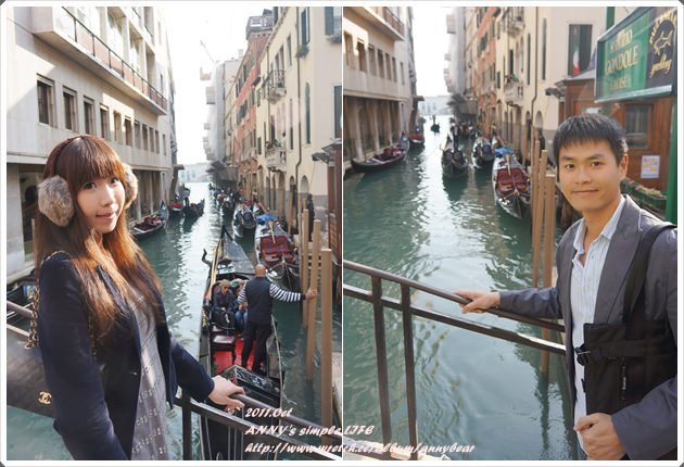 [義大利] Day7 浪漫水都威尼斯 ♥ 鳳尾船遊城 ☆