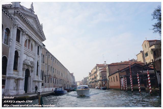[義大利] Day8 掰掰浪漫水都 ♥ 離開威尼斯。前往佛羅倫斯 ☆